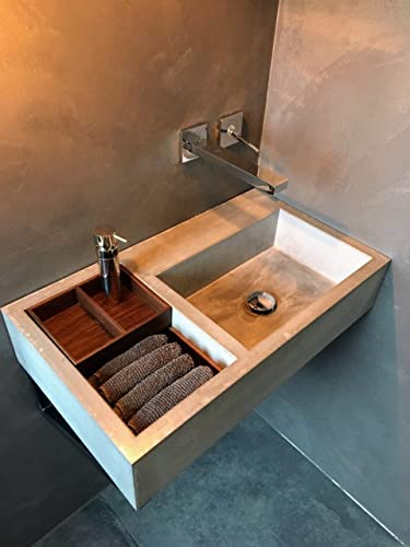 Waschbecken Amazon.Betonwaschbecken Beton Design Waschbecken