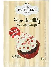 LA PATELIERE Fixe Chantilly 3 Sachets 24 g - Lot de 7
