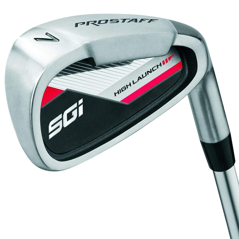 WILSON Staff ProStaff SGI - Medio Juego de Palos de Golf ...
