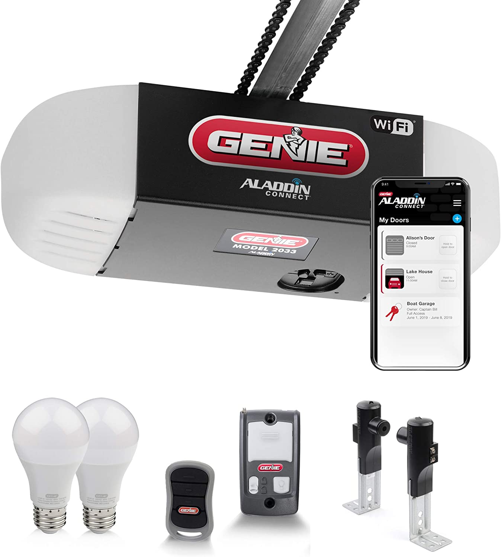 Genie LED Gliding Garage Door Opener