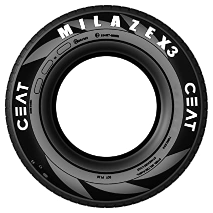 Ceat milaze x3 tl 17565 r14 82t tubeless car tyre front amazon ceat milaze x3 tl 17565 r14 82t tubeless car tyre front fandeluxe Image collections