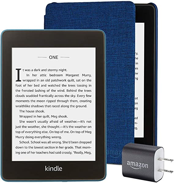 Kindle Paperwhite - Most Wanted decade's Book reader