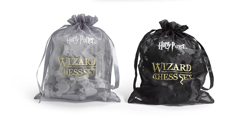 harry potter wizard chess set figures amazon canada