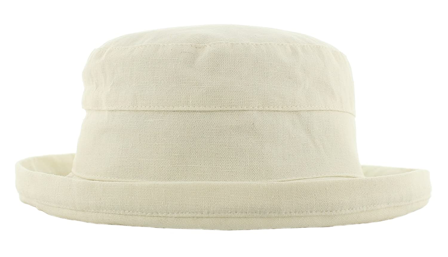 12fd1ee6134 The Hat Company Ladies Sun Hat A102A (White)  Amazon.co.uk  Clothing