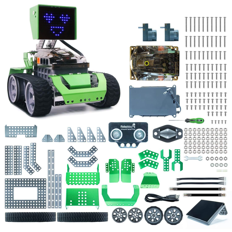Robot Educativo para armar y programar Robobloq