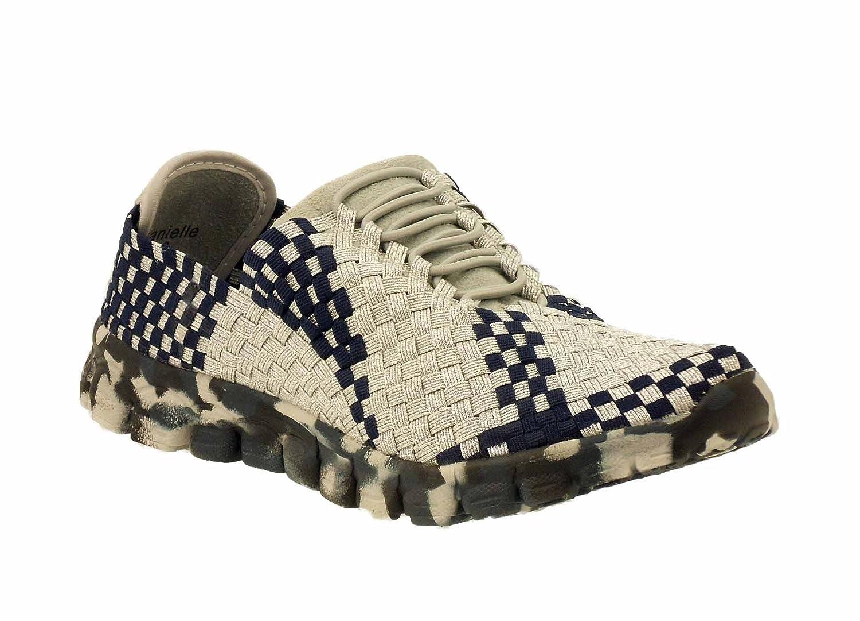 Sandales Tressées Coco&Abricot-V0589E-3 Coloris ncVtIKG6uR