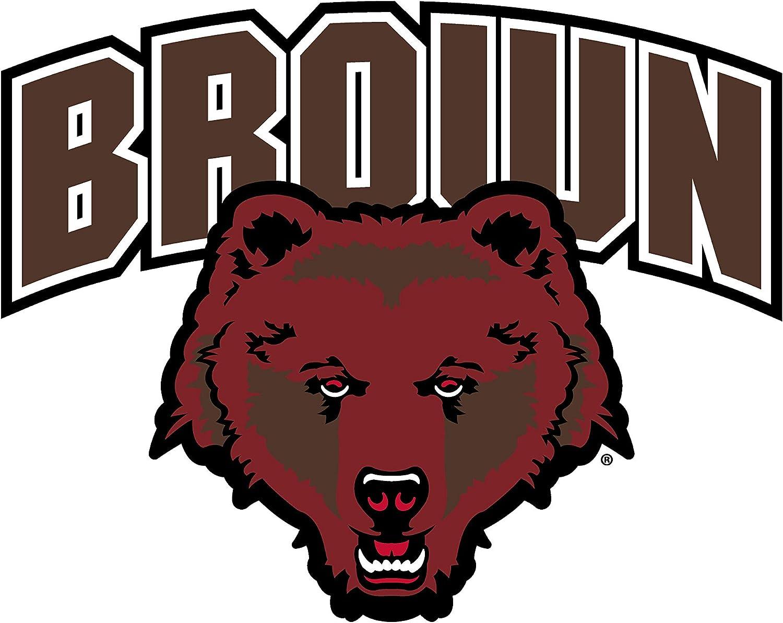 Venley NCAA Brown Bears PPBRW03 Womens Long Sleeve Thumbhole Tee