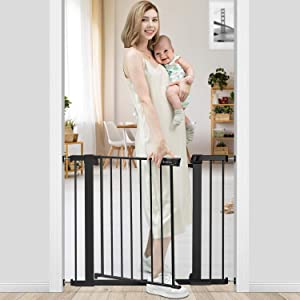Tokkidas Auto Close Safety Baby Gate, 29.5
