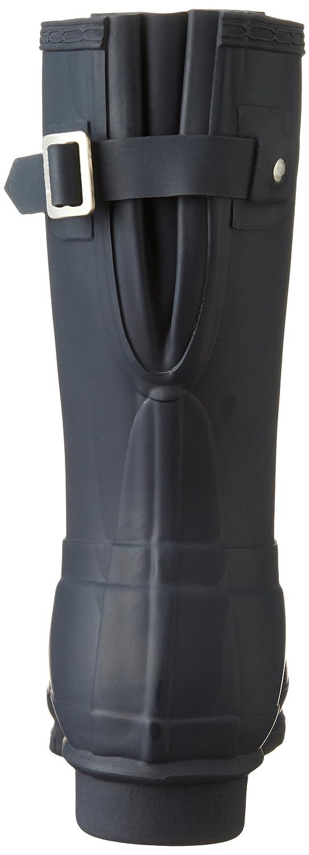 Womens Hunter Original Adjustable Back Short Snow Rain Boot Wellingtons
