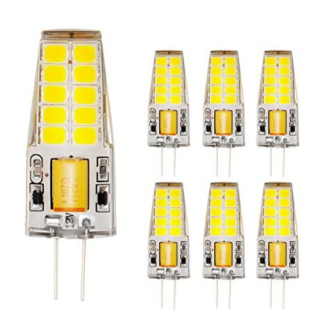 Ahevo 4 W 20*2835 SMD 350LM luz bombilla LED G4,cristal Lámparas,