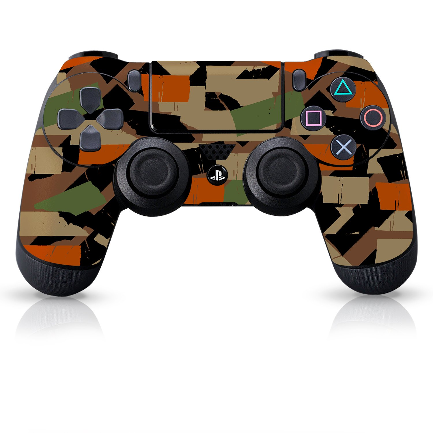 Controller Gear Officially Licensed Controller Skin - Flecktarn Tape - PlayStation 4