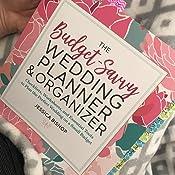 Amazon.com: The Budget-Savvy Wedding Planner & Organizer ...