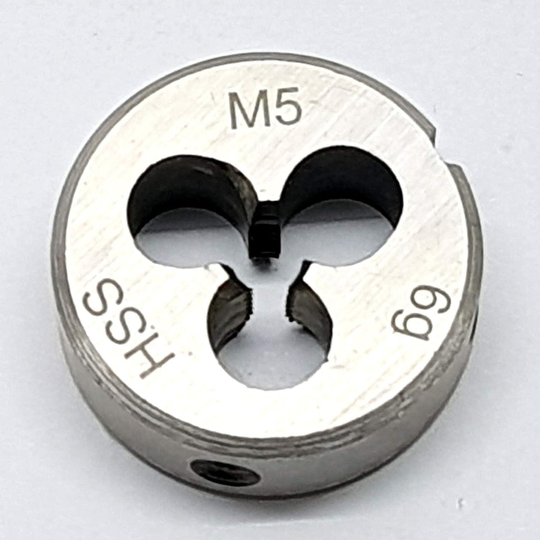 M12 HSS-G Schneideisenhalter Gewindeschneider M8 Schneideisen Werksnorm M3
