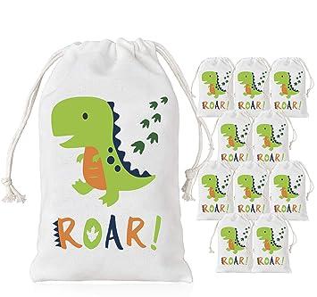 Kreatwow Dinosaur Party Supplies Bolsas de Regalo Bolsas de ...