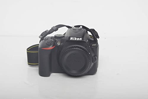 Nikon D5600 24.2MP DSLR Touchscreen Camera with SnapBridge Bluetooth, Wi-Fi and NFC