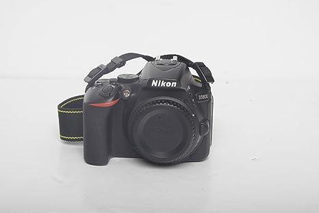 Amazon com : Nikon D5600 24 2MP DSLR Touchscreen Camera with