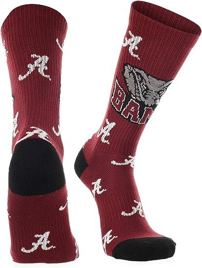 Alabama Crimson Tide Downtown Crew Socks