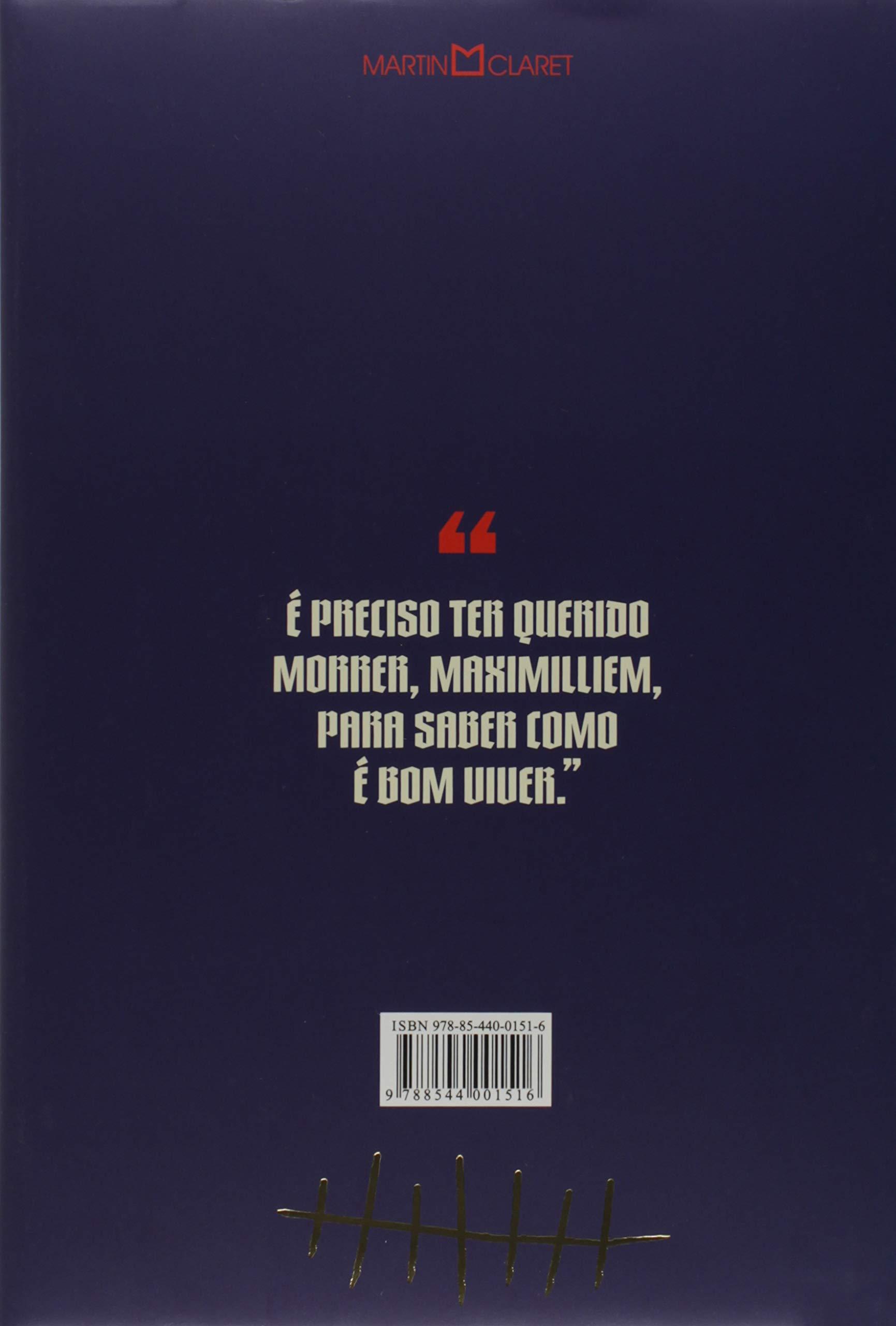 O Conde De Monte Cristo Livros Na Amazon Brasil 9788544001516