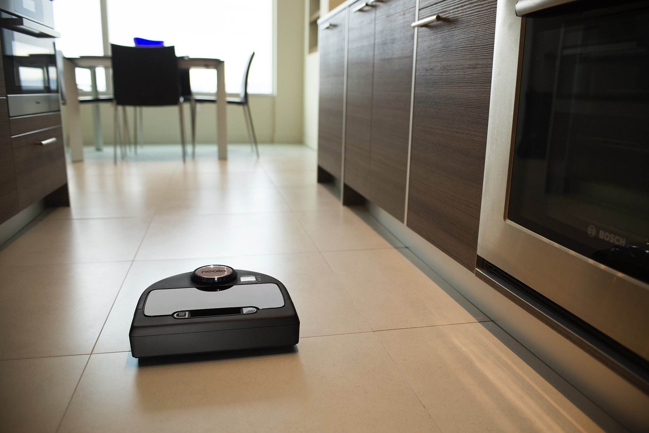 Neato Botvac Connected Wi-Fi Enabled Robot Vacuum, Works with Amazon Alexa by Neato Robotics (Image #7)