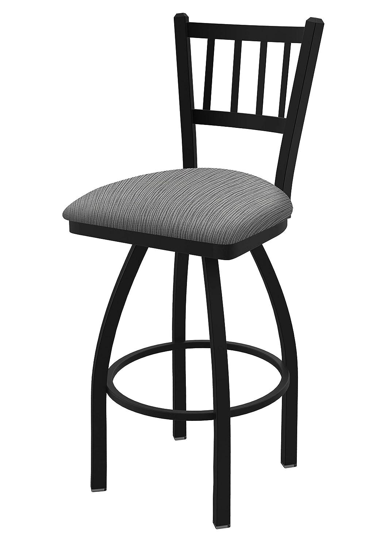 Holland Bar Stool Co. 81025BW020 810 Contessa Counter Stool, 25 Seat Height, Graph Alpine