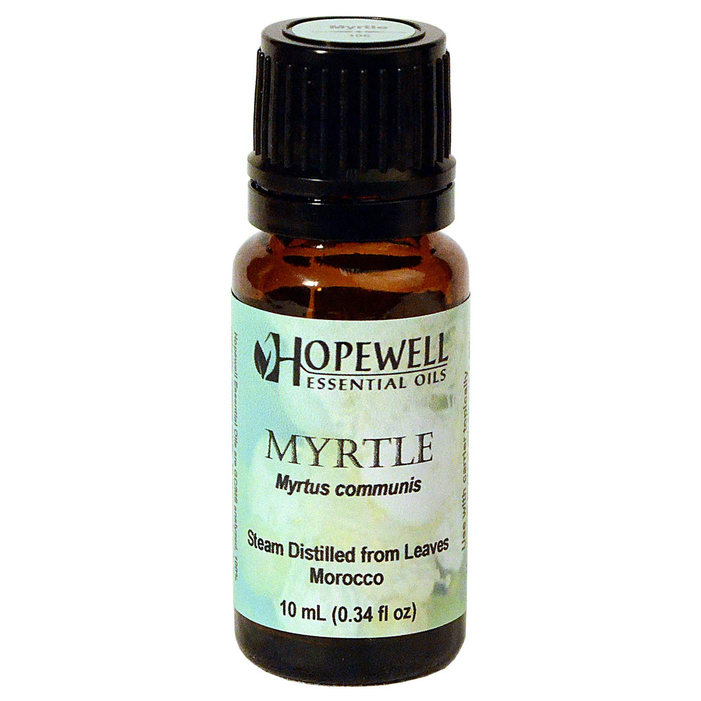 Myrtle Essential Oil, 100% Pure, Undiluted, Top Therapeutic Quality - 10ml by Hopewell Essential Oils