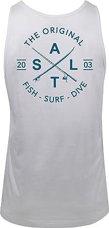 76f3c4235850d Amazon.com  Salt Life Men s Original Salt Tank Top  Clothing