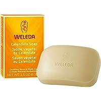 WELEDA Jabón Vegetal de Caléndula (1x 100 g)