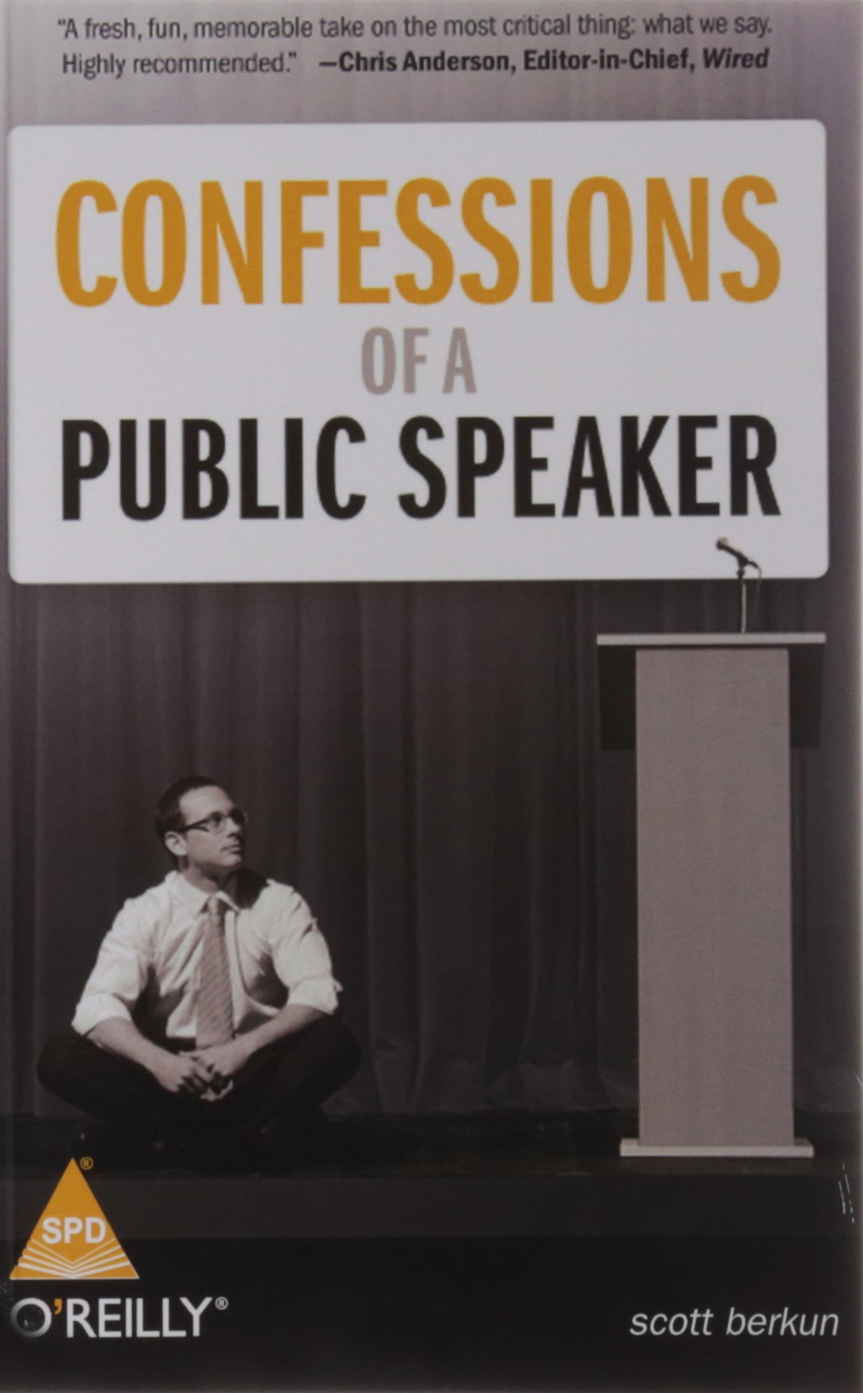 Buy Confessions of a Public Speaker Book Online at Low Prices in ...