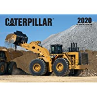 Caterpillar 2020: 16-Month Calendar - September 2020 through December 2020
