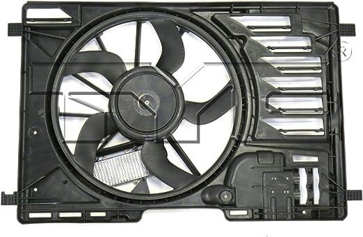CPP Radiador de refrigeración ventilador montaje para 13 – 17 Ford ...