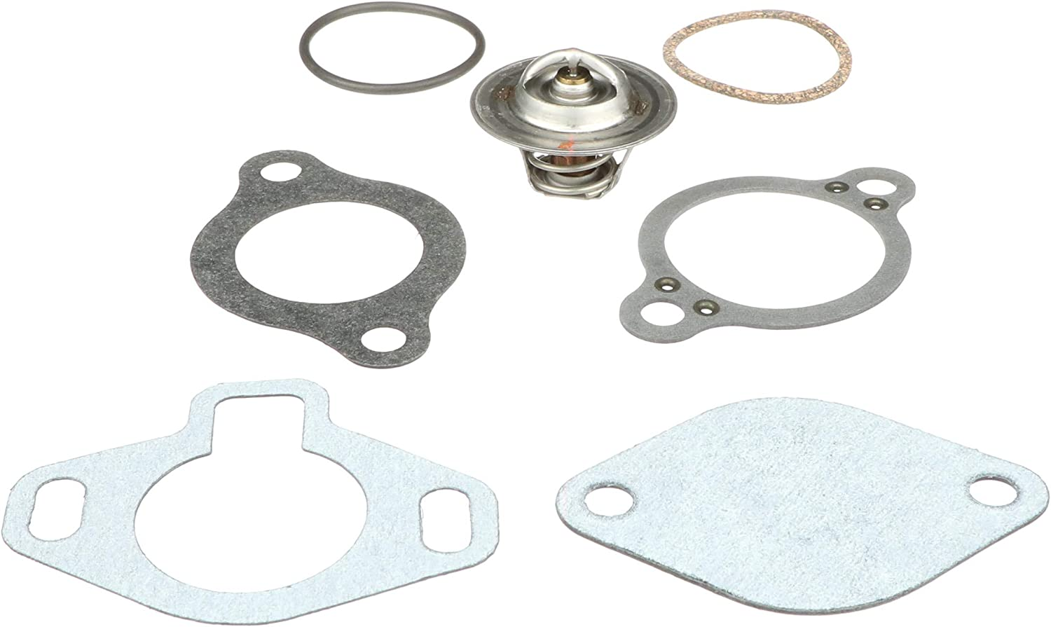 Quicksilver Replacement Thermostat 807252Q5-160 Degree for V-6 and ...