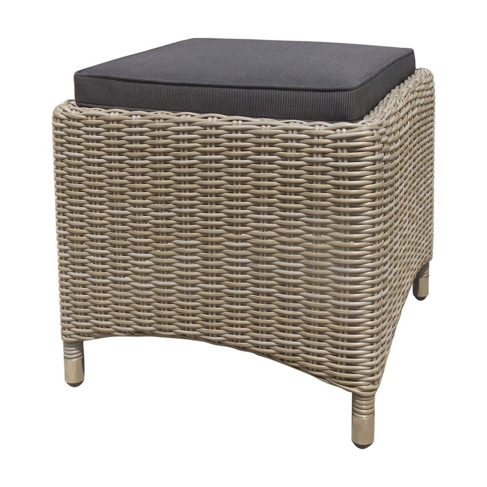 Zebra Status Hocker basalt grey 3020