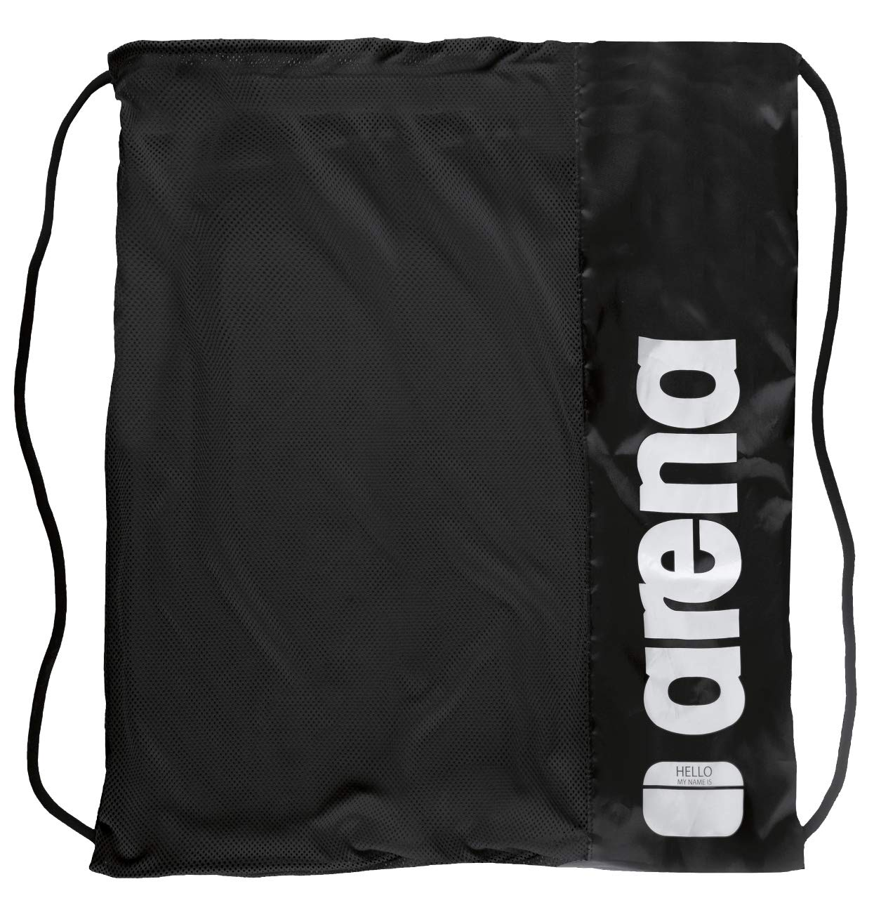 Arena Team Mesh Drawstring Gear Bag Fuchsia//Black Arena North America 001456-905-NS