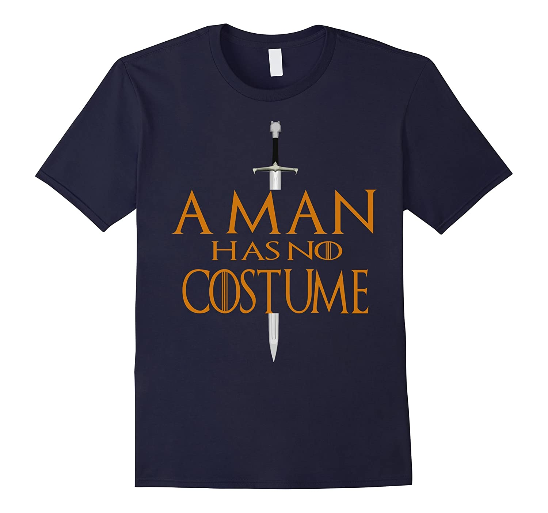 A Man Has No Costume-BN