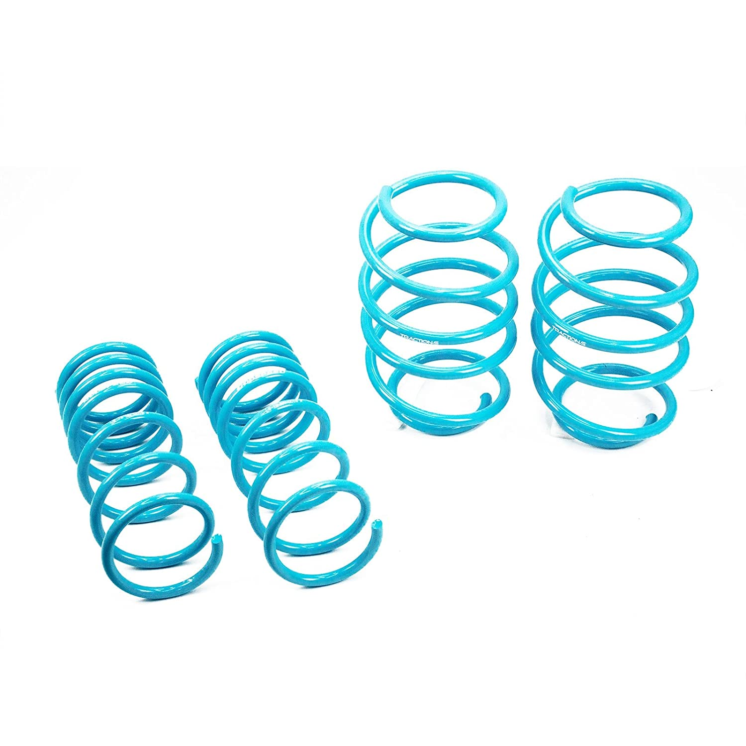 LS-TS-NN-0016-A Traction-S Performance Lowering Springs for Nissan Altima Sedan 3.5L 2007-12 L32A