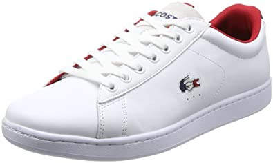 Lacoste Homme Chaussures Baskets Carnaby Evo 317 SPM