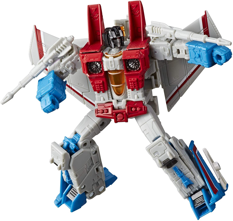 Transformers Generations War for Cybertron Earthrise Voyager WFC-E29 Seeker 2-Pk