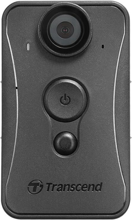 Transcend DrivePro Body 20 Caméra d'Action Full HD WiFi
