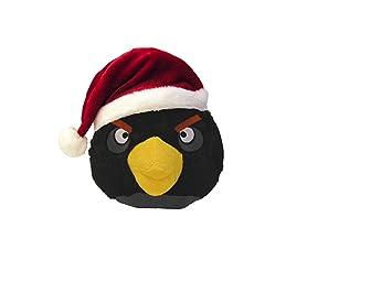 """Angry Birds 5 """"edición limitada – peluche de Navidad pájaro negro ..."""