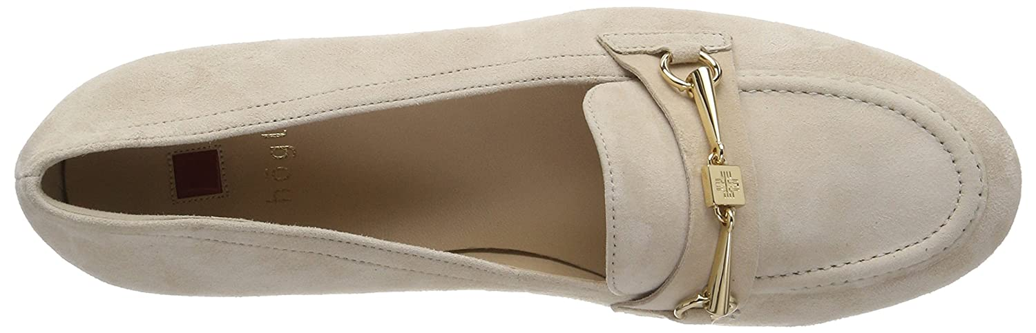 HÖGL Damen Beige 5-10 1632 0800 Slipper Beige Damen (Cotton) 63e2f3