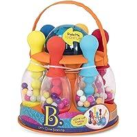 B. Toys Let's Glow Bowling Toy, Multi