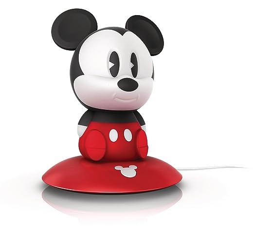 73 opinioni per Philips Disney Mickey Mouse Luce Notturna Bambini LED