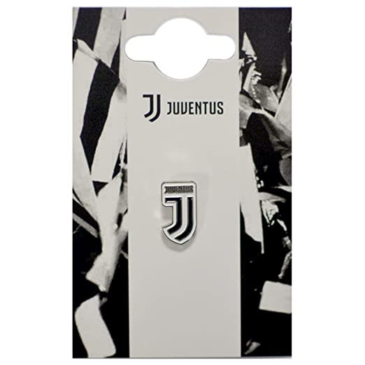 Juventus FC Official Crest Pin Badge