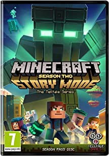 can you get minecraft story mode season 2 on wii u