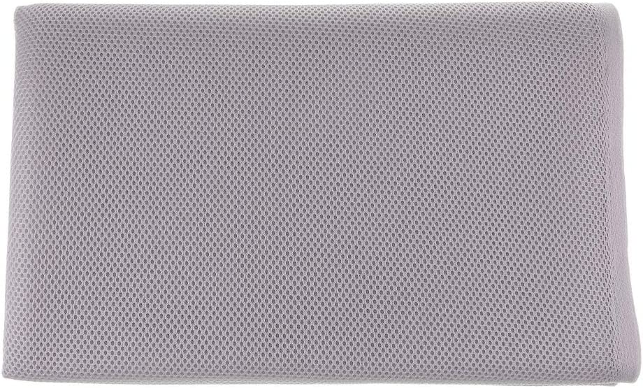 kesoto Soft Mesh Fabric Netting DIY Sewing Material for Outdoor Bags Shoes Clothes Grey