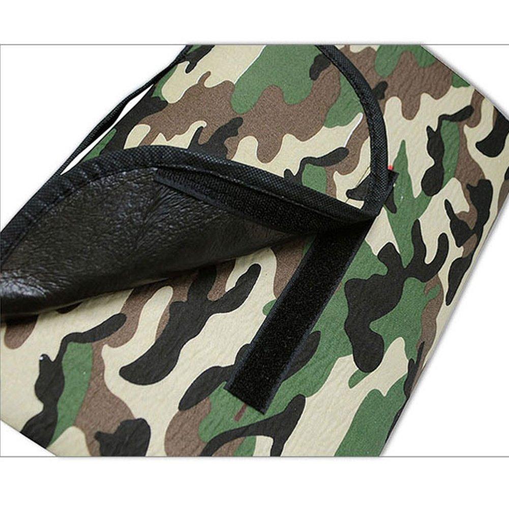 humedad senderismo Camping Mat UxradG Impermeable multiusos lona Militar Premium Camuflaje aire colch/ón port/átil picnic Pad ultraligera al aire libre Camping Mat