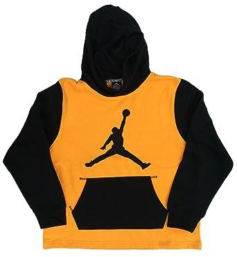436ee3a64f Nike Jordan Big Jungen (8–20) Jumpman Pullover Hoodie: Amazon.de ...
