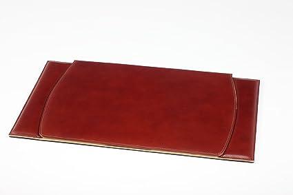 Maruse sottomano da scrivania in pelle 60 x 34 cm: amazon.it: casa