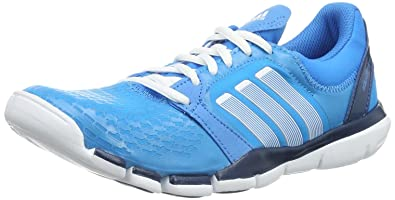 hot sale online 29afd fe9bd adidas Performance Adipure Trainer 360, Chaussures de Fitness Outdoor Femme  - Turquoise - Türkis (