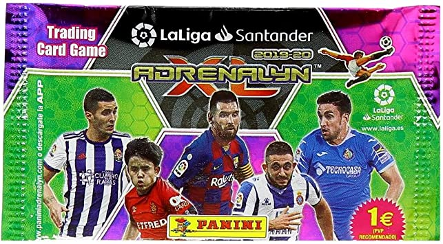 Panini Adrenalyn XL sobre Trading Cards 2019-2020 003909B6B ...